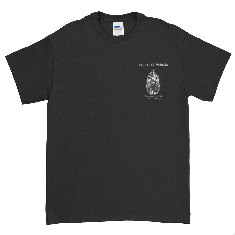 World On Fire Tee