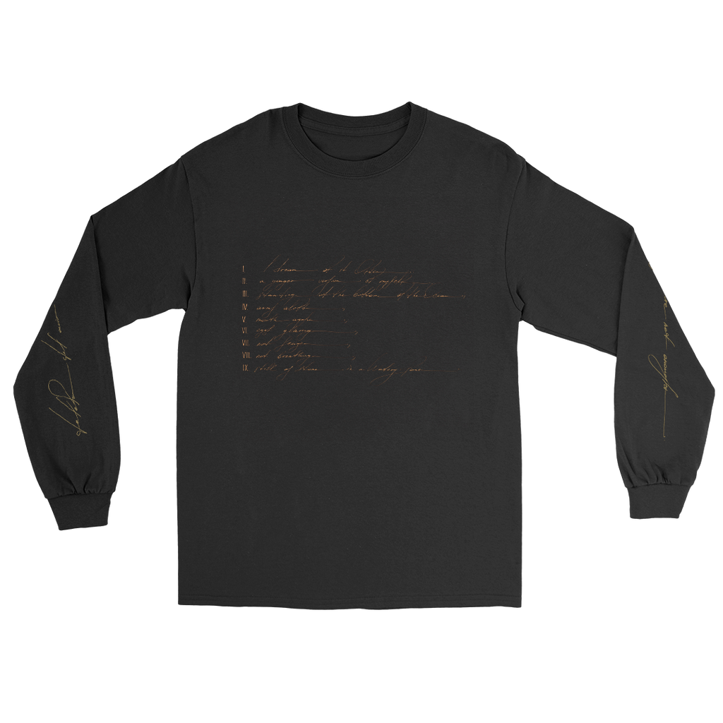 DREAMS ARE NOT ENOUGH LONGSLEEVE