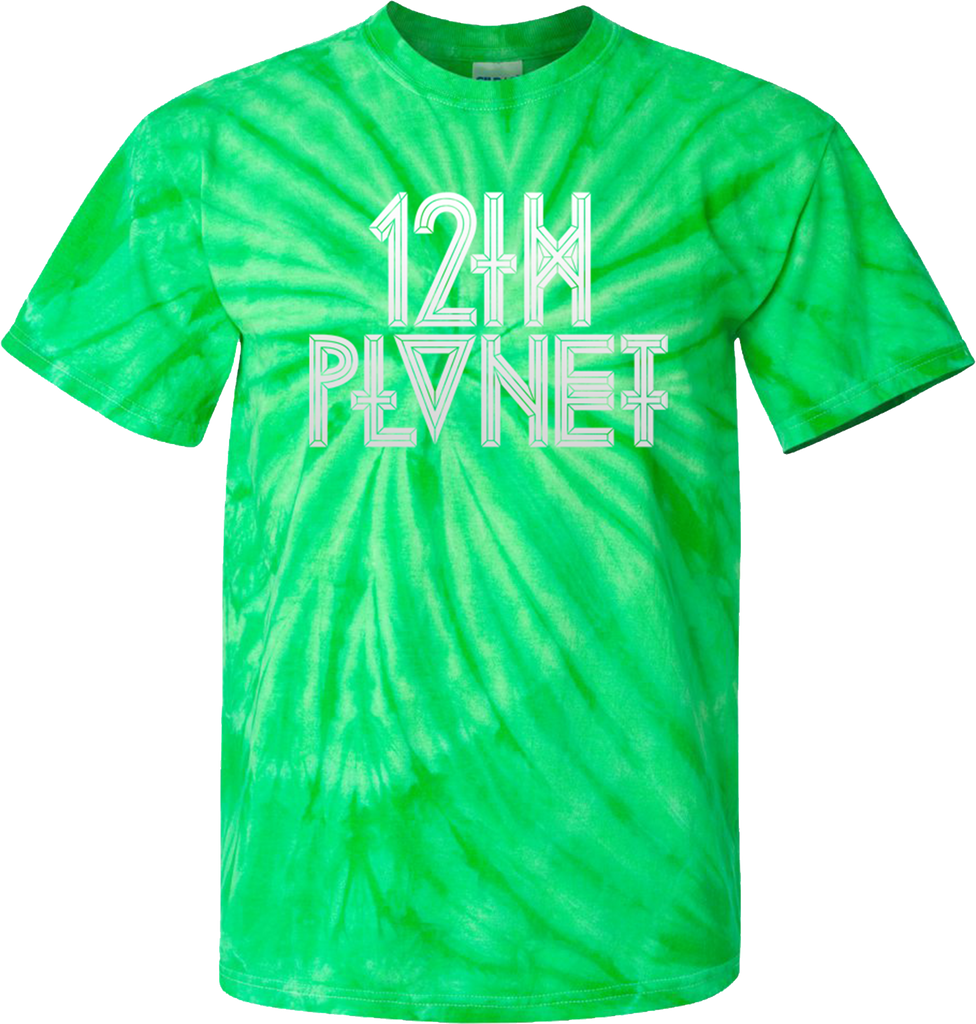 12th Planet Logo Tie-Dye Tee