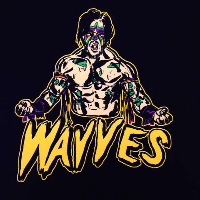 """Ultimate Warrior"" Men's T-Shirt"