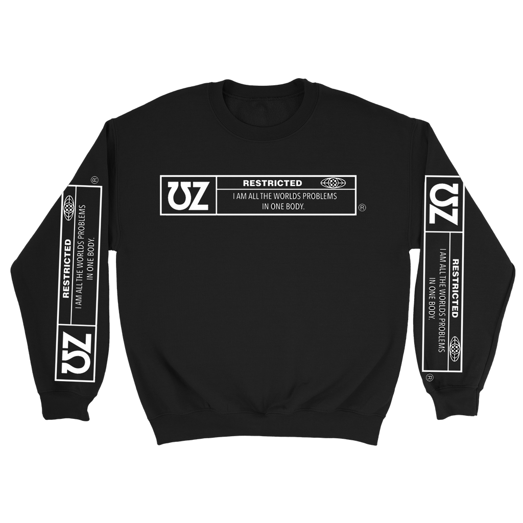 Restricted Crewneck