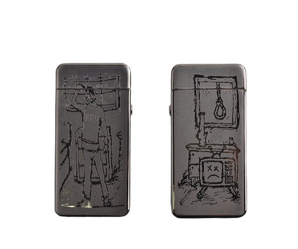 PEEP SHOW Plasma Lighter
