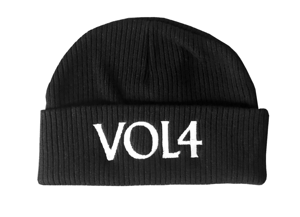 BIG VOL4 SKULLCAP BEANIE