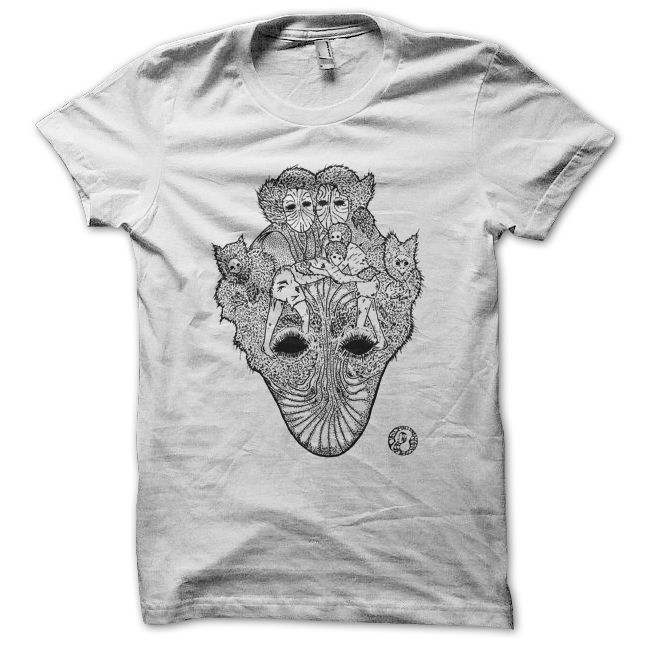 """IDIOPHASIA"" LIMITED EDITION TEE"