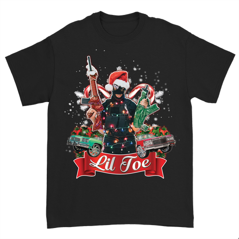 MistleTOE Limited Edition Black Tee