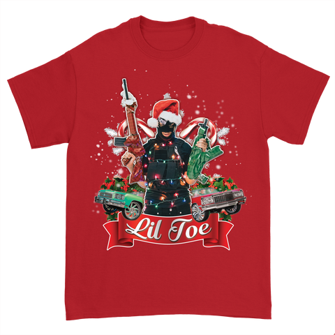 MistleTOE Limited Edition Red Tee