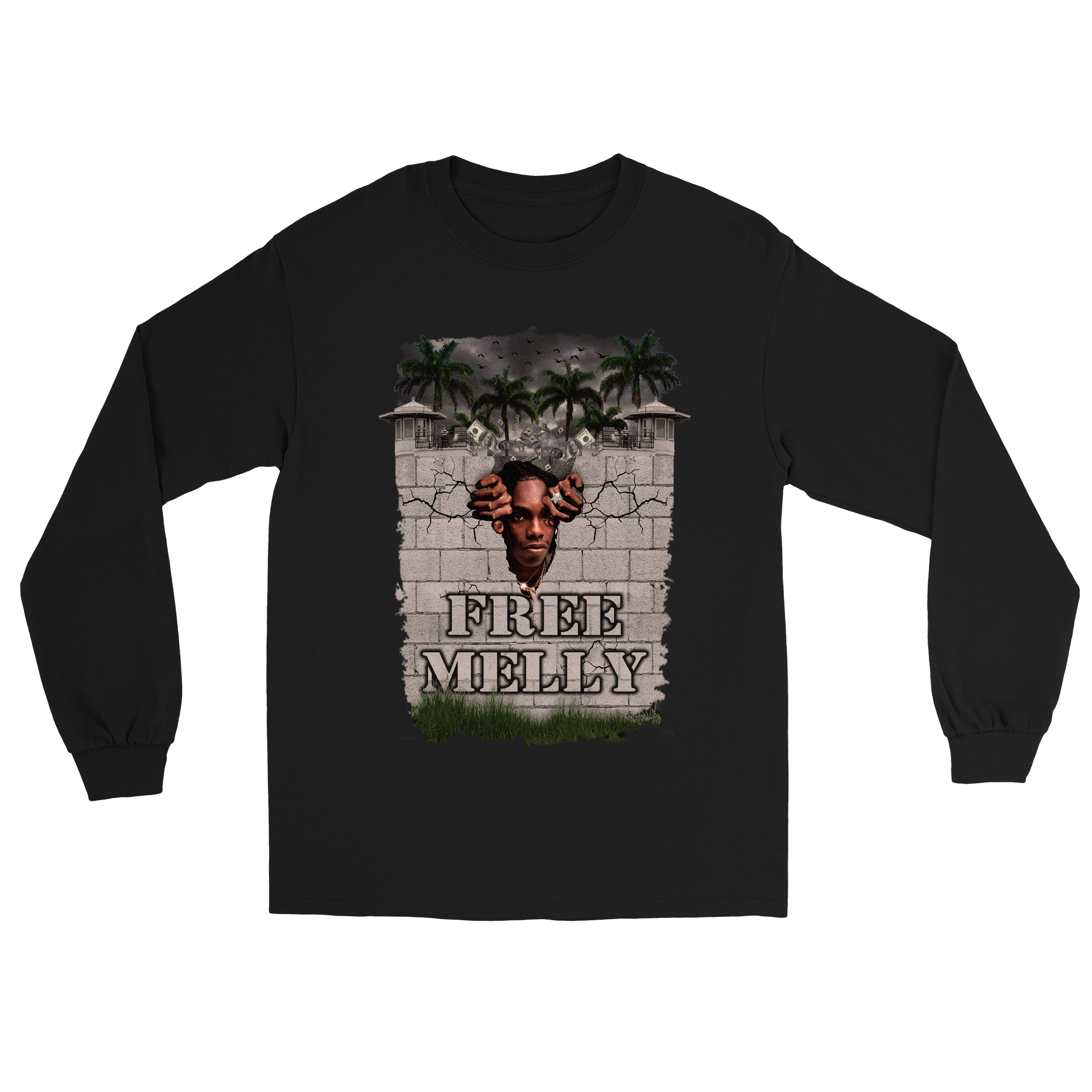 Free Melly Long Sleeve Tee