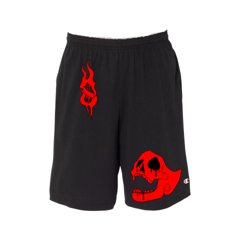 Misery Cotton Shorts