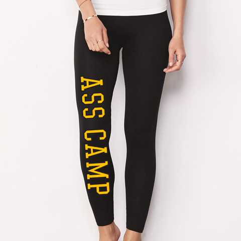Ass Camp Leggings