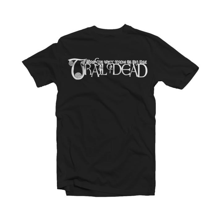 Trail Of Dead Logo Tee