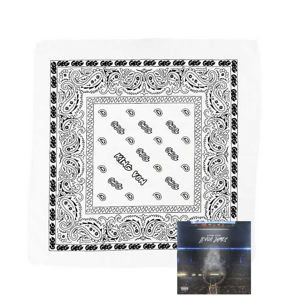 GBG Bandana + Digital Album Bundle