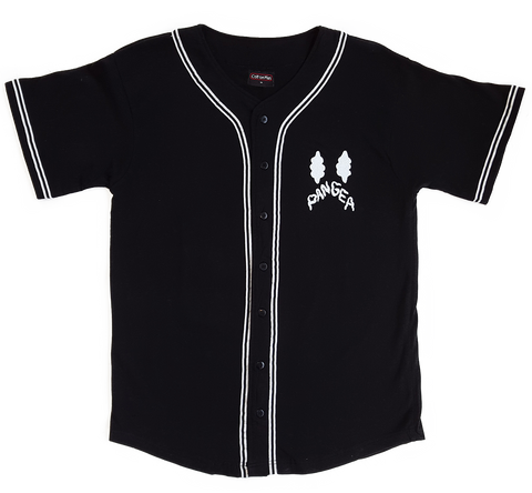 Together Pangea B&W Baseball Jersey