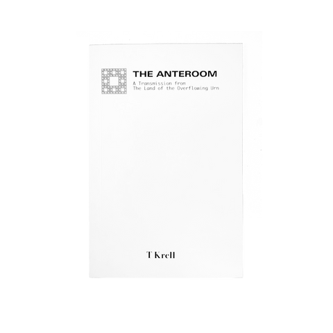 THE ANTEROOM BOOK