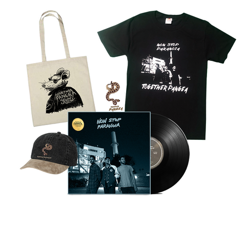 Non Stop Paranoia / Dispassionate Bundle 1
