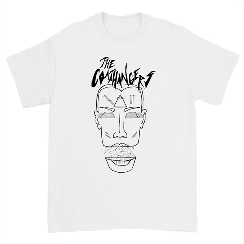 Grace Jones Tee White