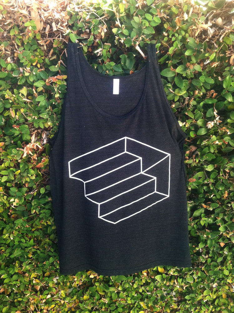Driftless Tank Top (Black)