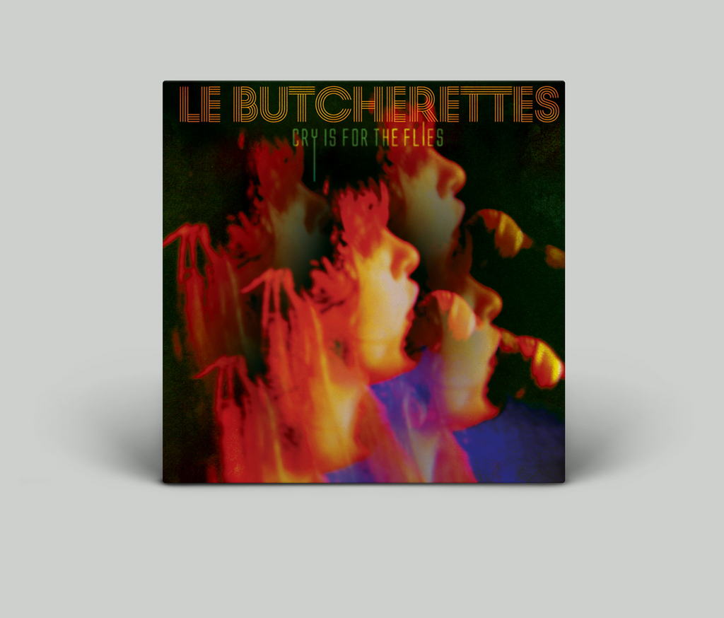 Le Butcherettes - Cry Is For The Flies (Vinyl)
