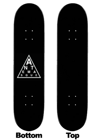 TRIANGLE SKATE DECK
