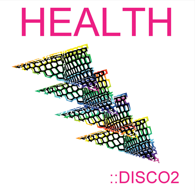 "HEALTH ""DISCO2"" LP"