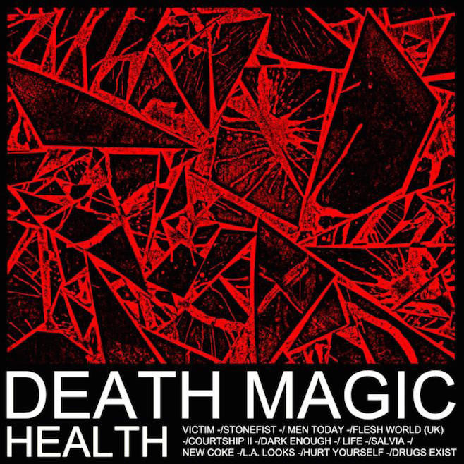 HEALTH - DEATH MAGIC (LP)