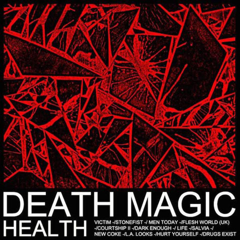 "HEALTH ""DEATH MAGIC"" CD"