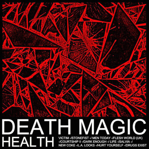"HEALTH ""DEATH MAGIC"" LP"