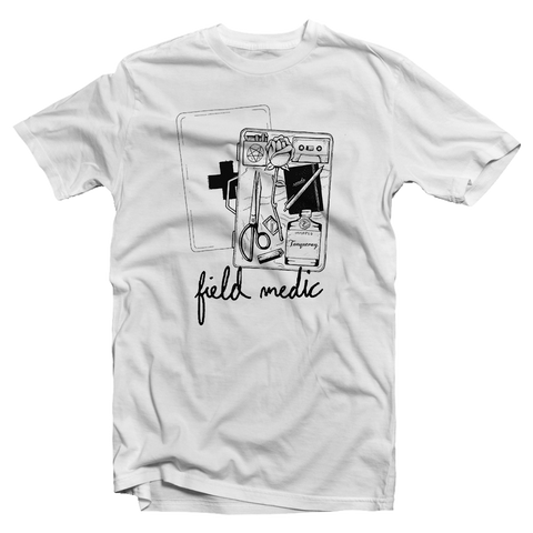 field medic first aid kit shirt