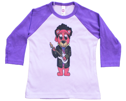 HENDRIX TODDLER RAGLAN