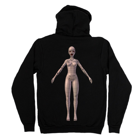Eternal Zip Up Hoodie