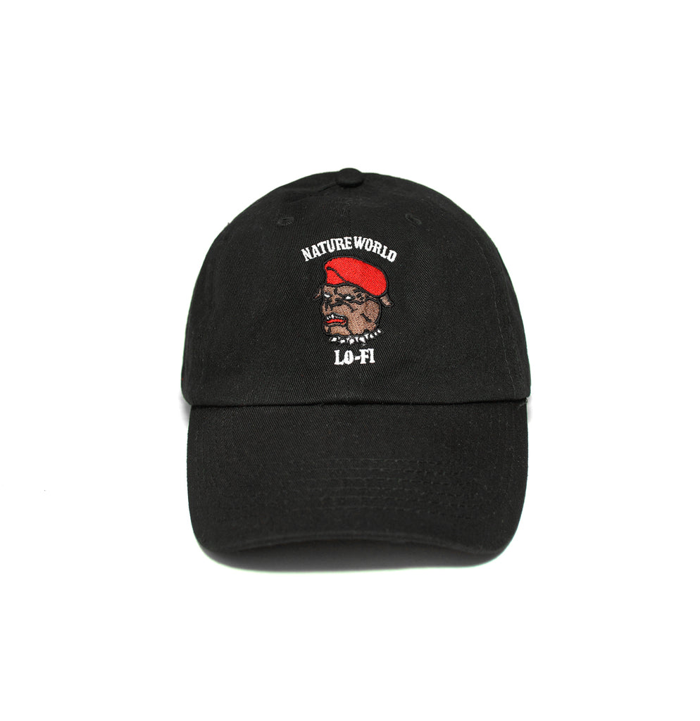 Bulldog Cap - Black