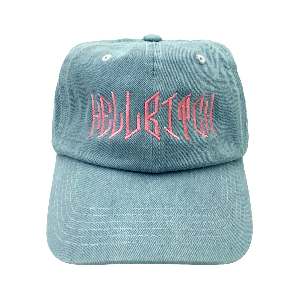 Hellbitch Hat (Denim)