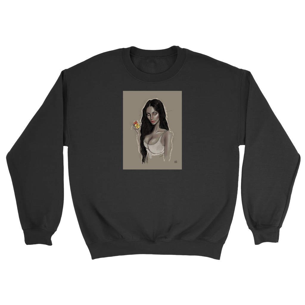 RUSH CREWNECK SWEATSHIRT
