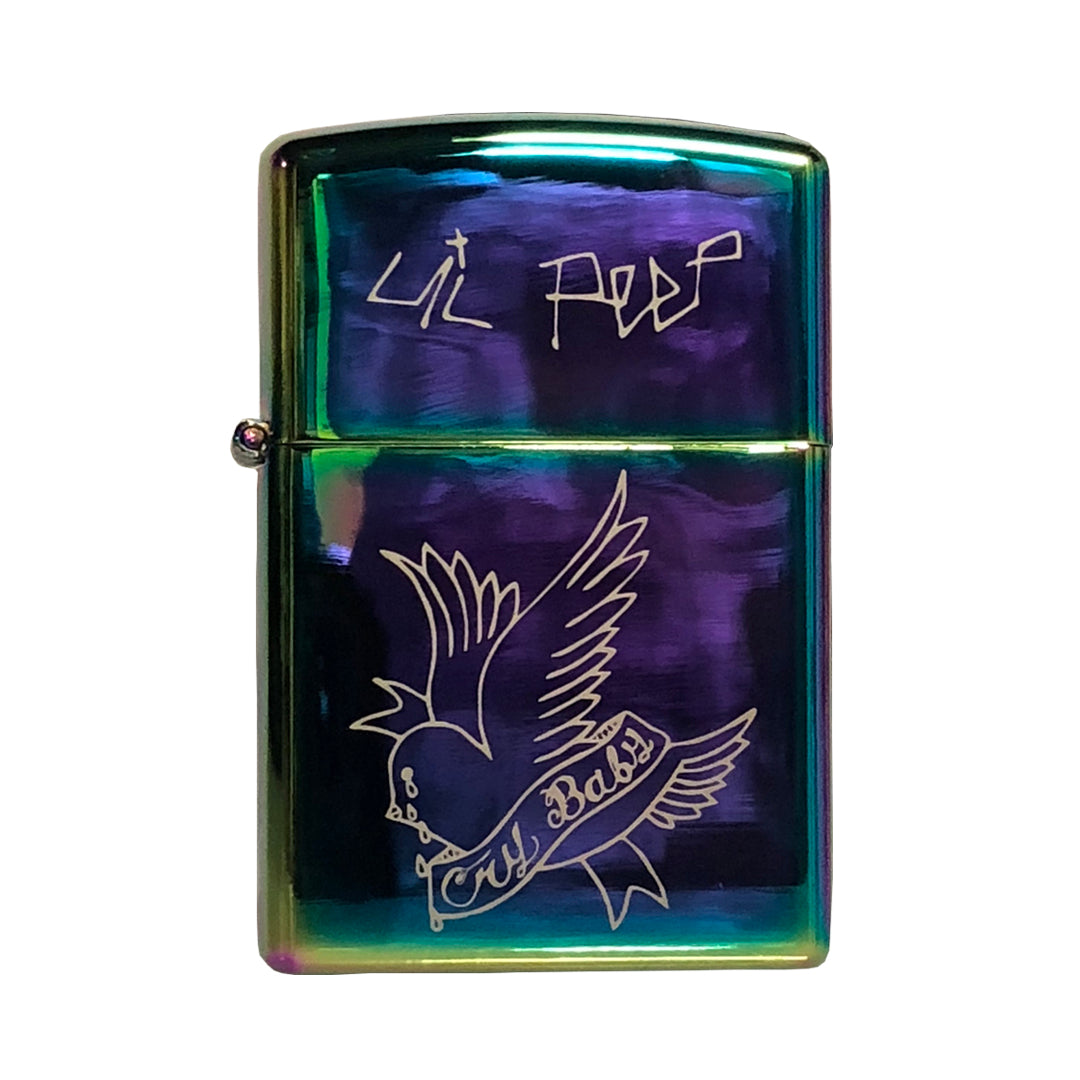 Limited Edition Lil Peep Forever Plasma Lighter