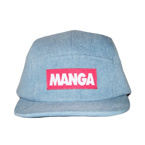 Manga Camp Hat