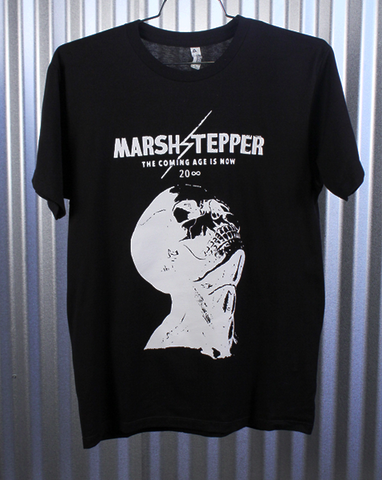 Marshstepper The Coming Age is Now Tee