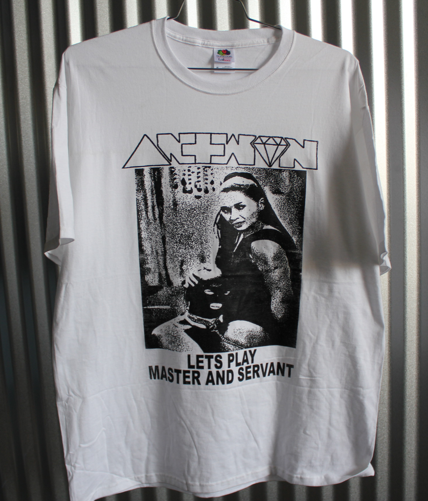 MASTER AND SERVANT TEE