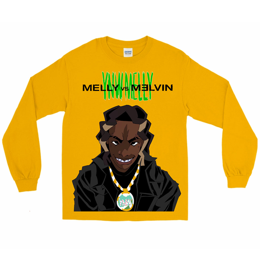 MELLY vs. MELVIN Longsleeve + Digital Album
