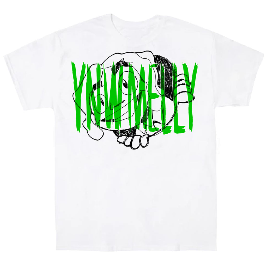 MELLY vs. MELVIN White Tee + Digital Album