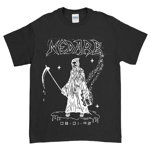 Grim Reaper T-Shirt - Black