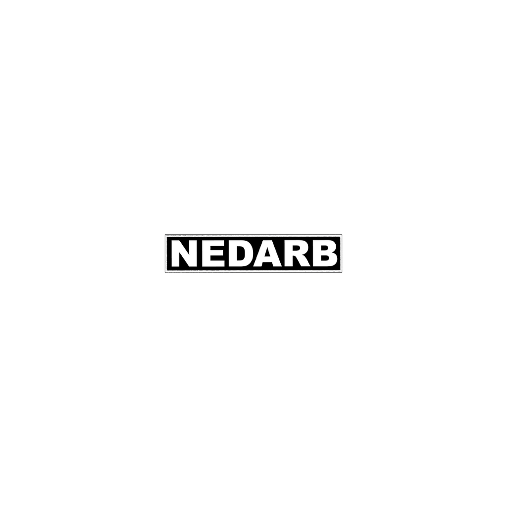 Nedarb Logo Sticker