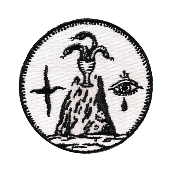 "Alchemical Solution 2"" Patch"