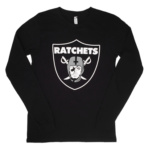 Ratchets Shield Long-Sleeve Shirt