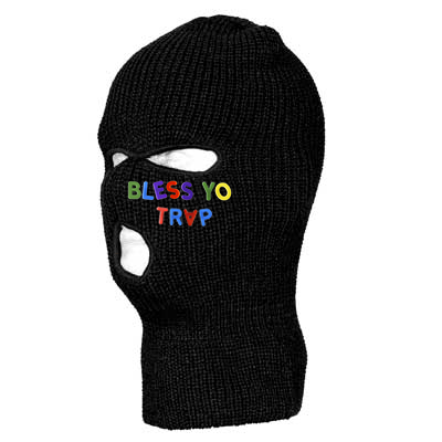 Bless Yo Trap Ski Mask