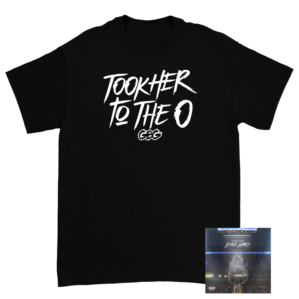 Took Her To The O T-Shirt + Digital Album Bundle