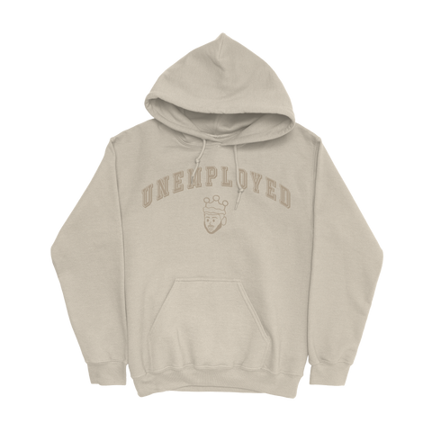 UNEMPLOYED HOODIE - KHAKI