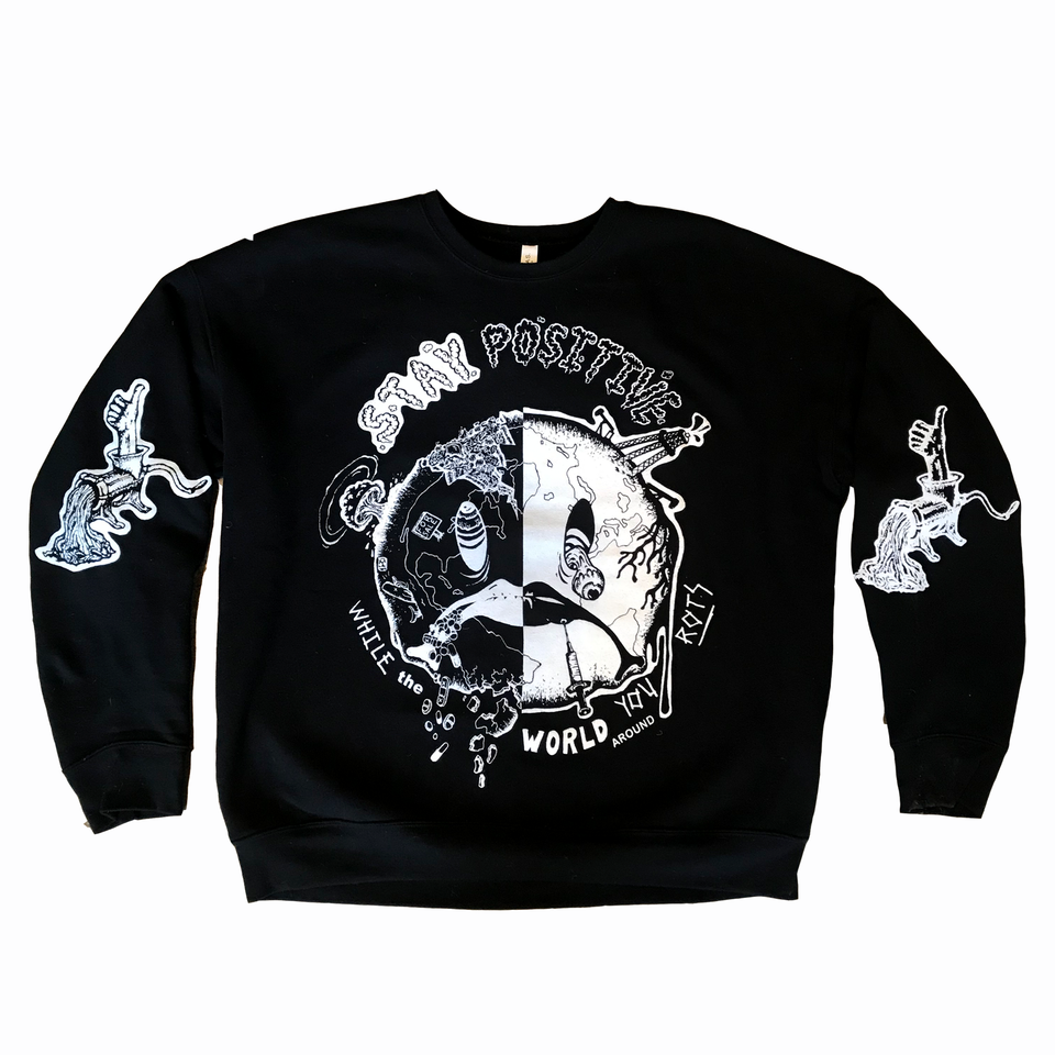 World Rots Sweatshirt