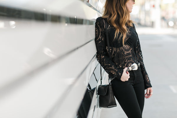 Black Botkier Crossbody Bag