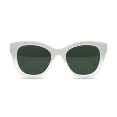 Bryant Sunglasses in white