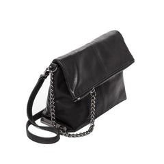 Irving Crossbody in Black