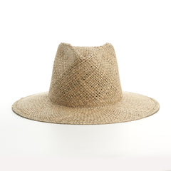 Janessa Leone Straw Tan Hat